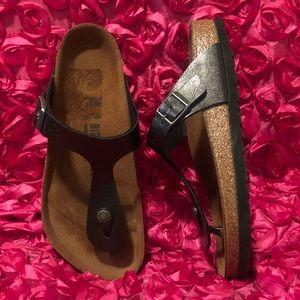 Birkenstock Shoes - Birkenstock gizeh birko -flor